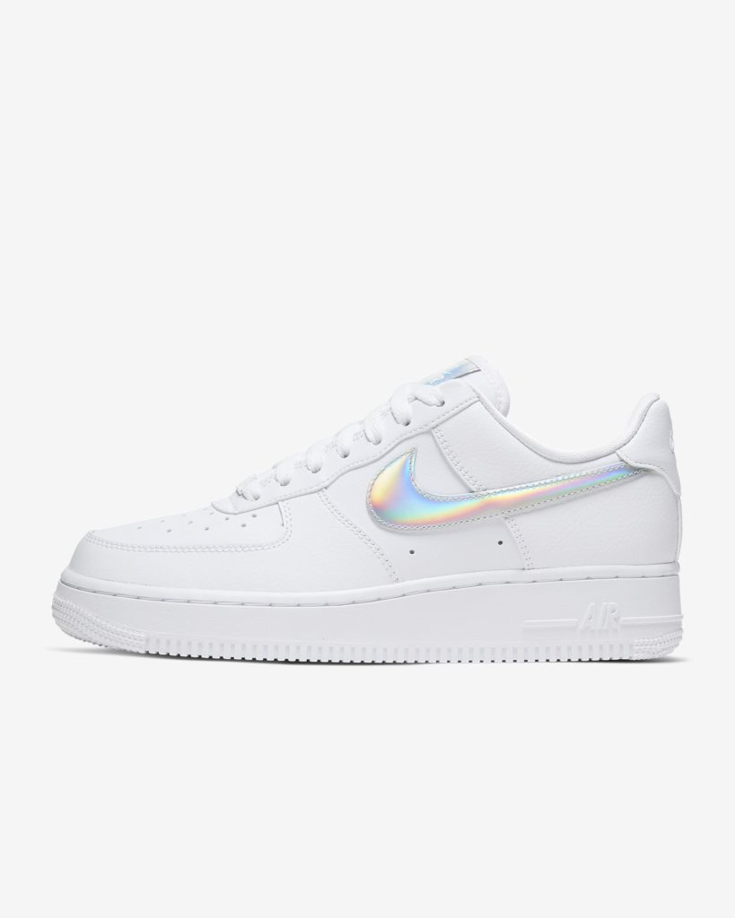 Nike Air Force 1 '07 'White Iridescent'