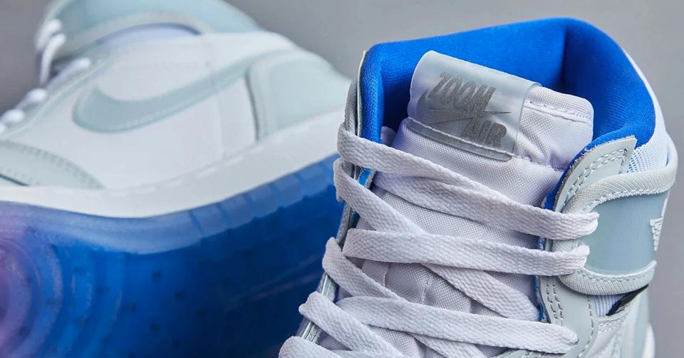 De Nike Air Max 180 keert terug in een Racer BlueTonal