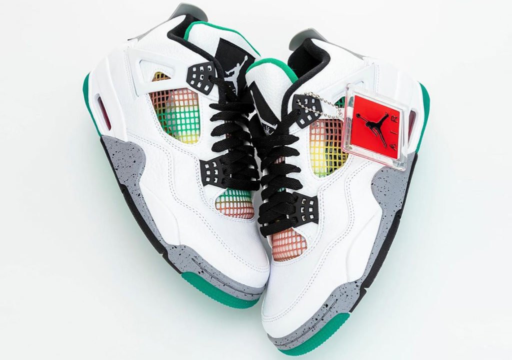 Air Jordan 4 'Rasta'