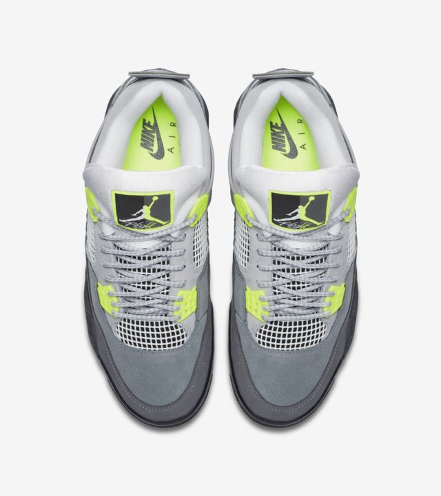 Air Jordan 4 Neon