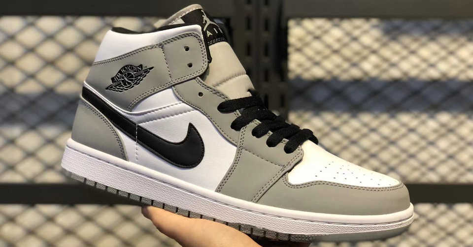 Light Smoke Grey' komt op de Air Jordan 1 Mid | Sneakerjagers