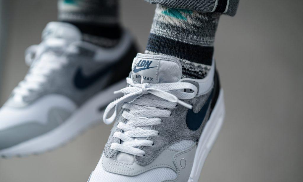 Release Reminder: Nike Air Max 1 'London'   Sneakerjagers