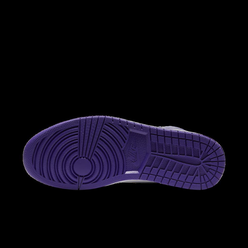 Air Jordan 1 Retro High OG 'Court Purple'