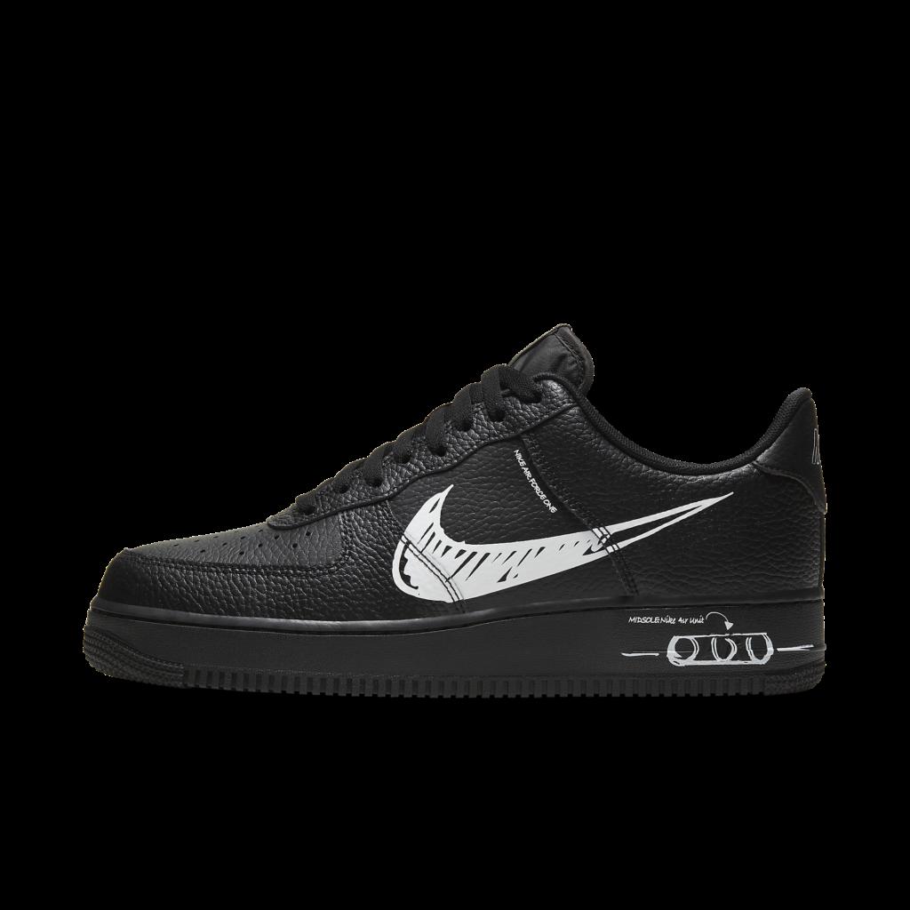 De Nike Air Force 1 Low Black 'Sketch' komt eraan