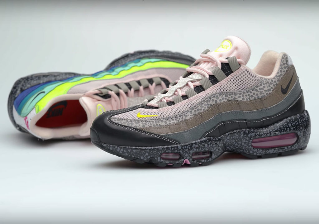 Size? x Nike Air Max 95 '20 voor 20'