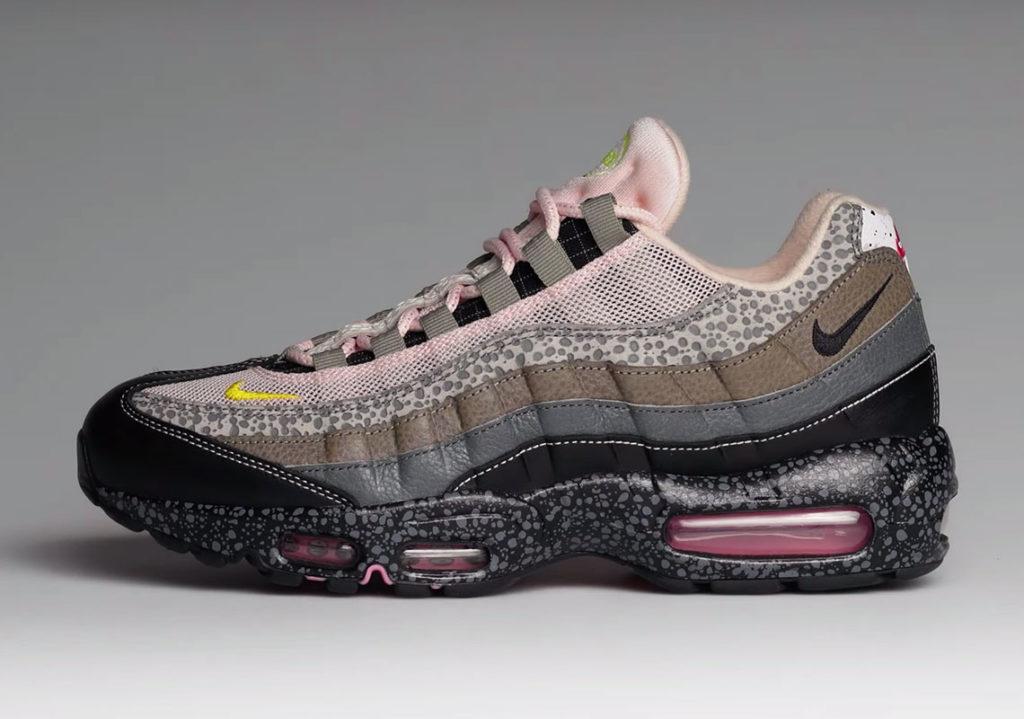 Er komt een nieuwe samenwerking met Size? en de Nike Air Max