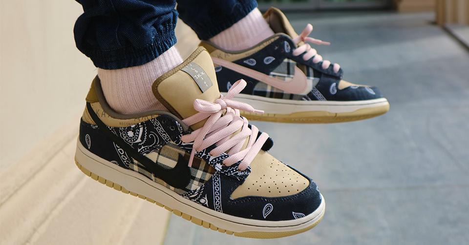 Travis Scott X Nike SB