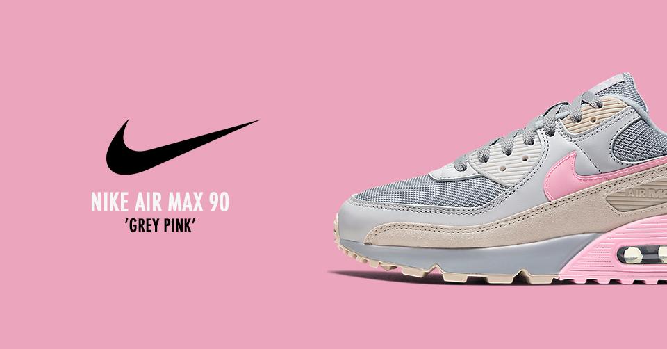 Er is een nieuwe colorway verschenen op de Nike Air Max 90