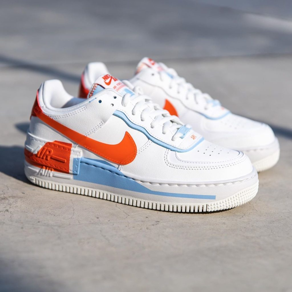 Ladies opgelet! Nike dropt nieuwe colorway op Air Force 1 ...