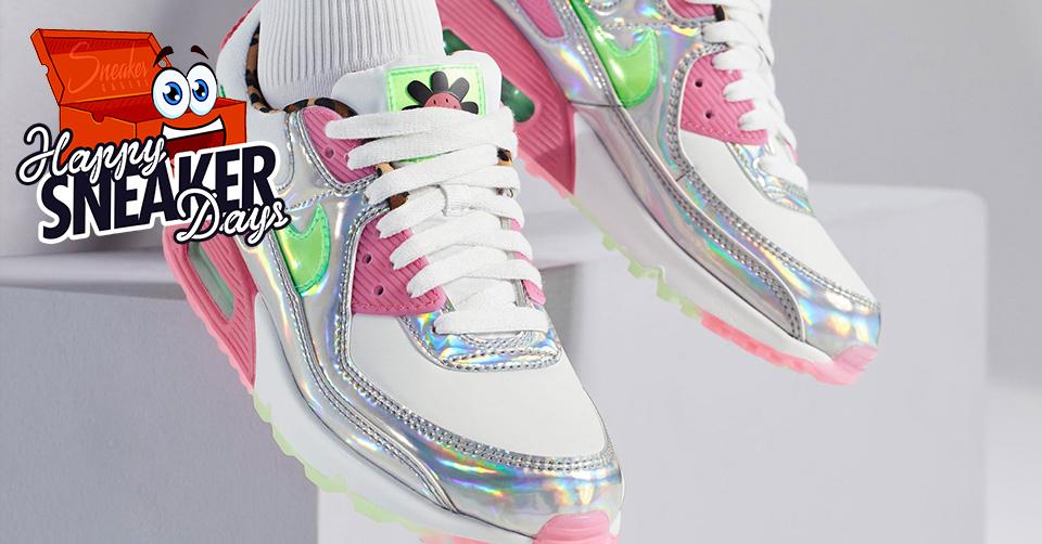 Release Reminder Nike Air Max 90 'Mixtape Side B
