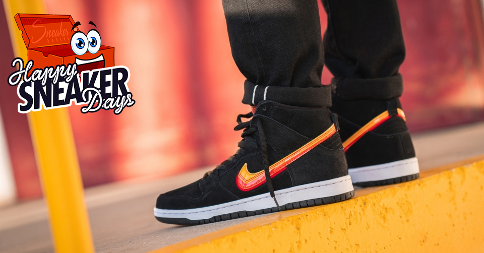 Real Steal; De Nike SB Dunk High Pro Restock | Sneakerjagers