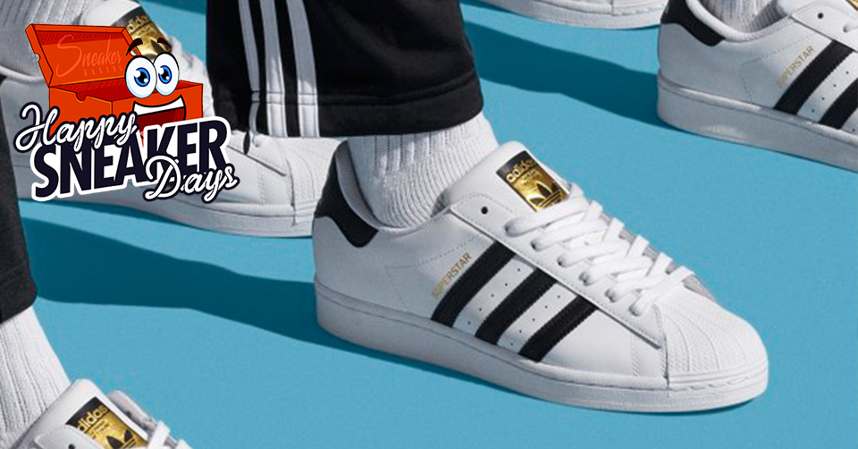 ADIDAS | De klassieke Superstars van Adidas zijn mooie