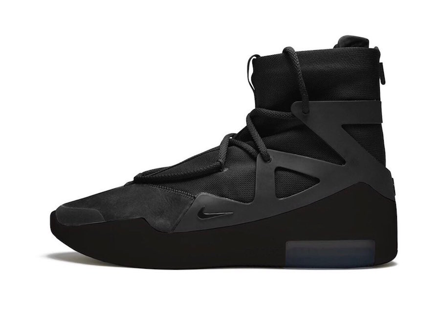 Fear of God 1 'Triple Black'