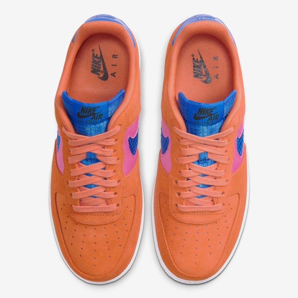 Nike Air Force 1 Low 'Orange Trance'