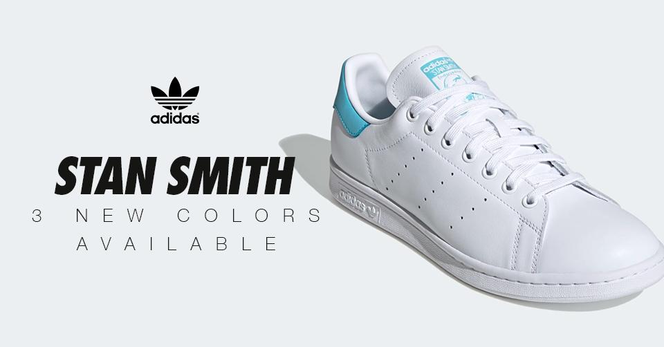 Er zijn nu drie nieuwe colorways verkrijgbaar op de adidas