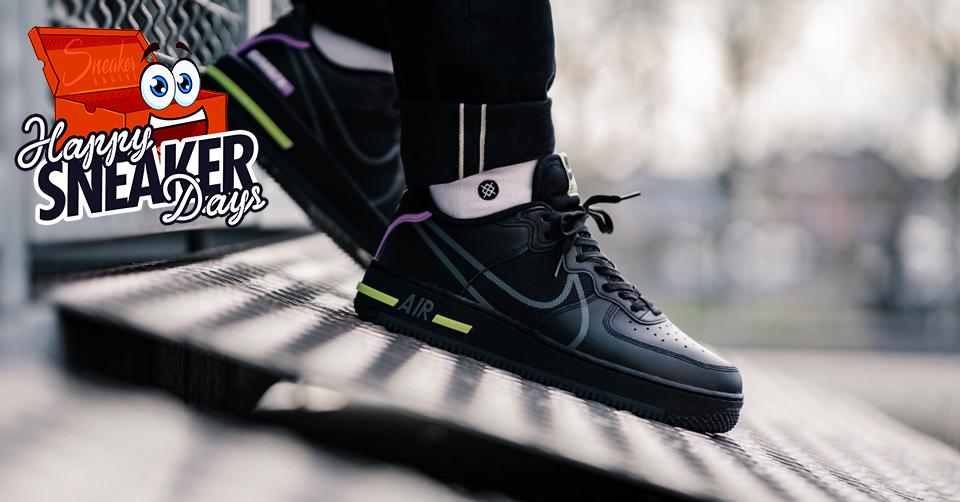 Scoor tot 33% korting op deze Nike Air Force 1's | Sneakerjagers