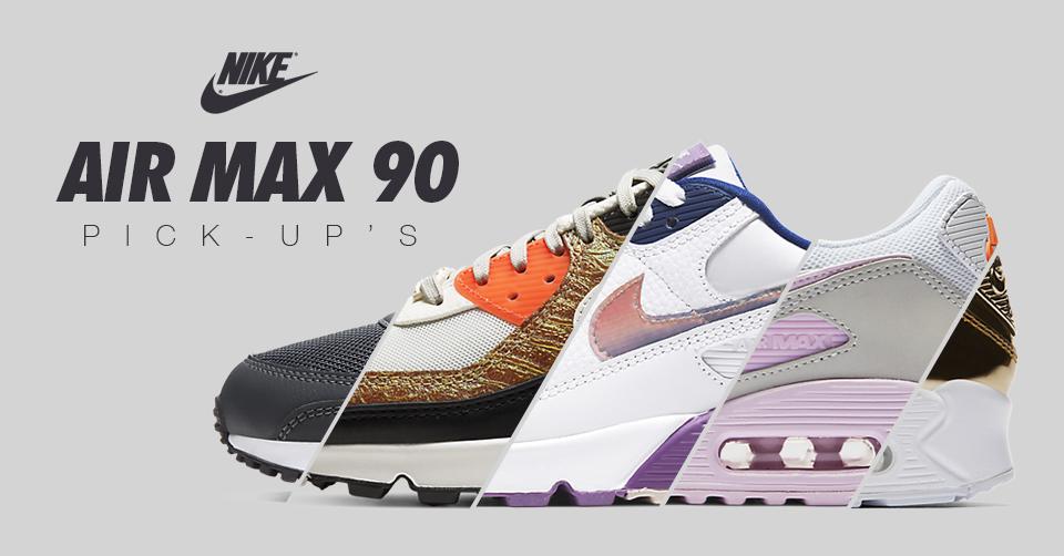 De 10 beste Nike Air Max 90 pick ups van dit moment