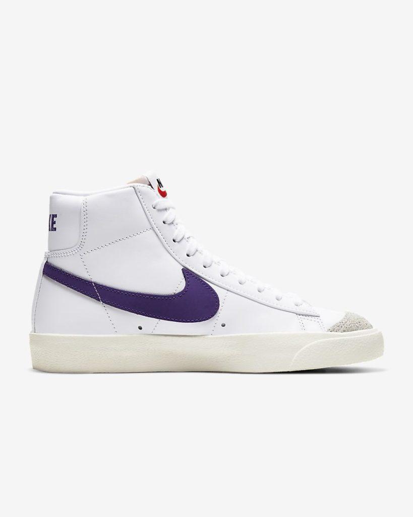 Nike Blazer Mid 'Voltage Purple'