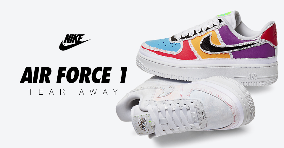 Nike Air Force 1 LX Low Archieven | Sneakerjagers