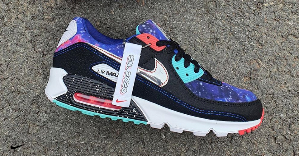 Deze Air Max 90 komt straight out of space! | Sneakerjagers