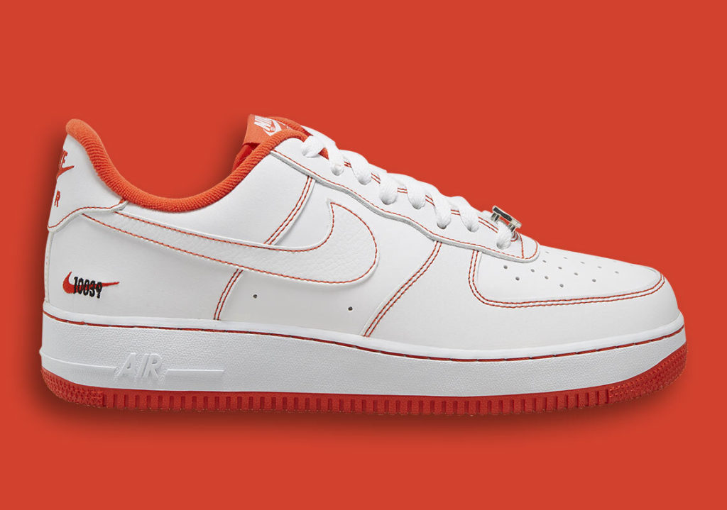 Nike Air Force 1 Low 'Rucker Park'