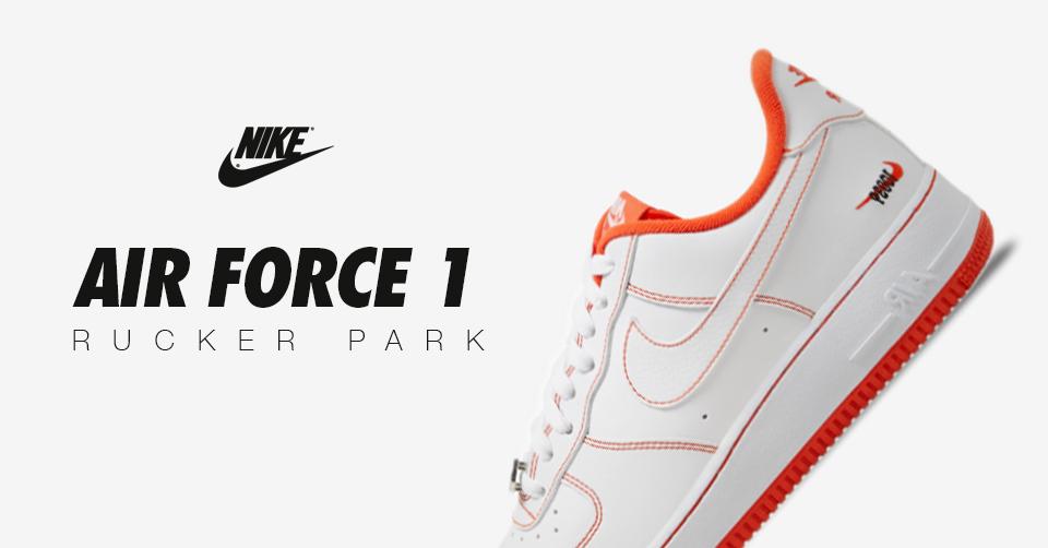 """NIKE AIR FORCE 1 '07 PREMIUM """"BIG SWOOSH""""   Sneaker Steal"""