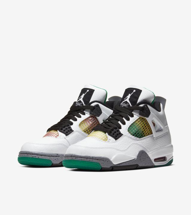 Air Jordan 4 WMNS 'Rasta'