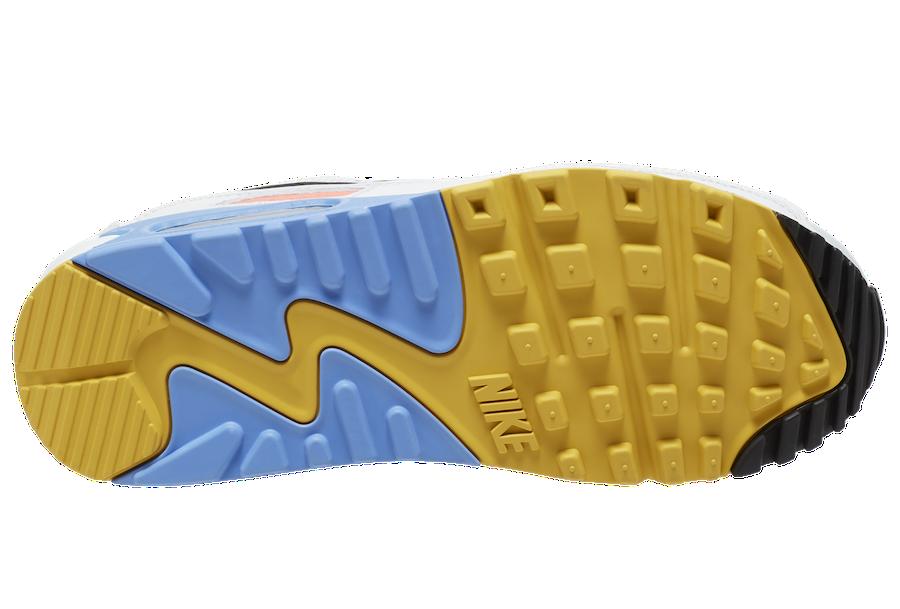 Nike Air Max 90 'Solar Flare'