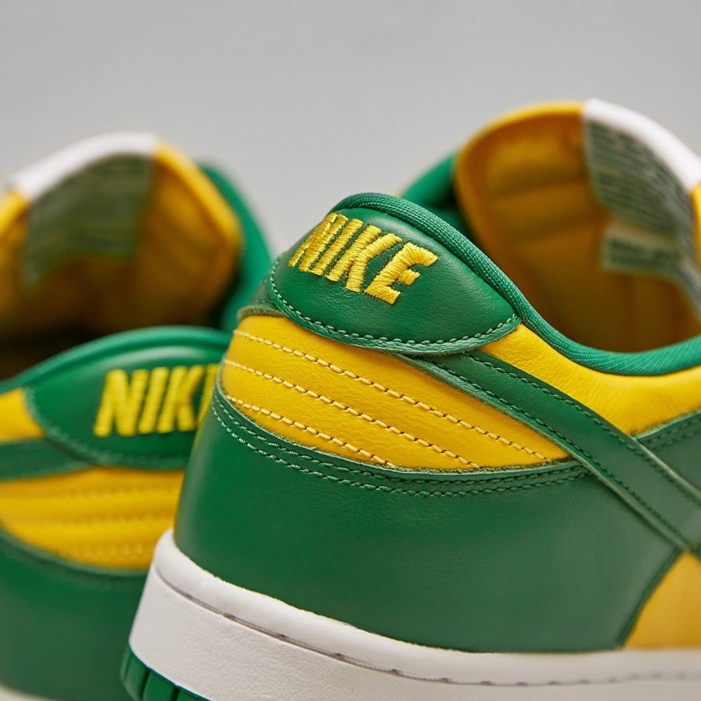 Dunk Low SP 'Brazil'