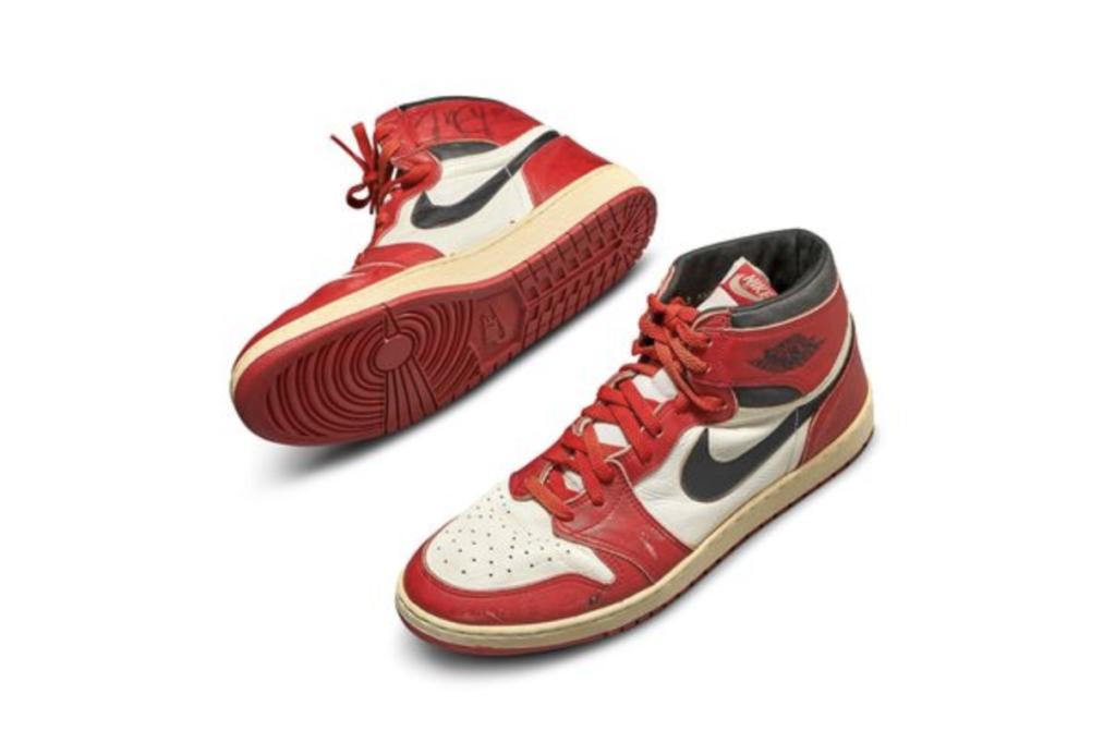 Air Jordan 1 'Chicago Bulls'