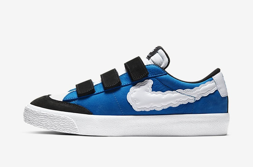 Kevin Bradley x Nike SB Blazer