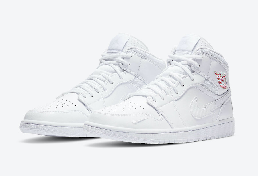 Air Jordan 1 Mid Euro Tour