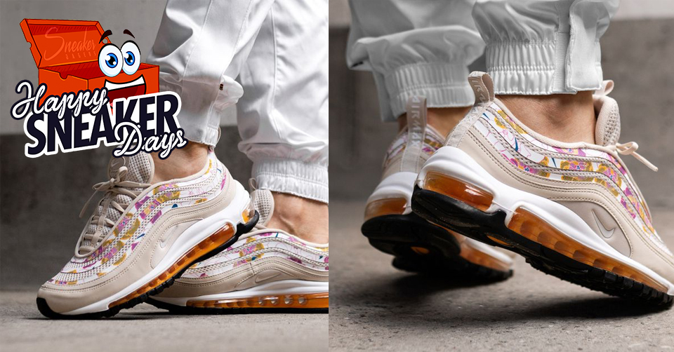 Nike Air Max 97 Cream White Bullet Contact me on : WhatsApp