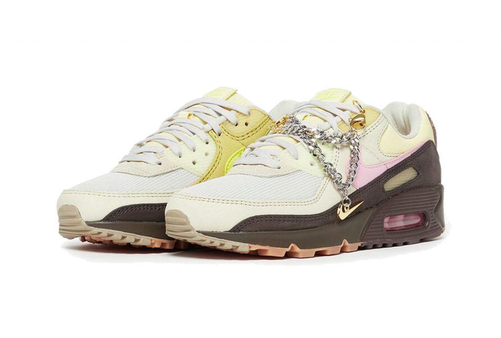 Air Max 90 'Velvet Brown' voor dames releasedatum. Nike