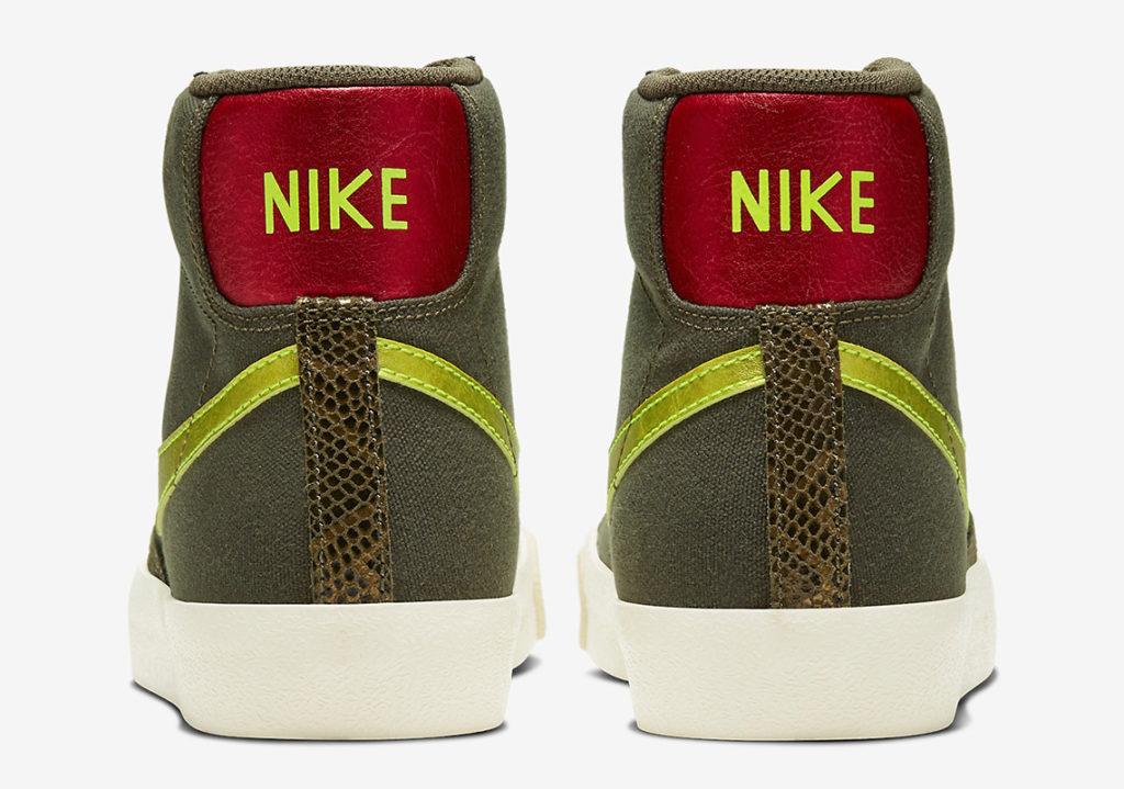 Nike Blazer Mid 'Snakeskin'
