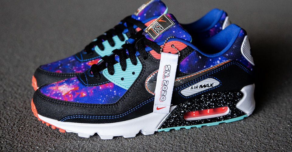 De Nike Air Max 'Supernova 2020' pack dropt in juni ...