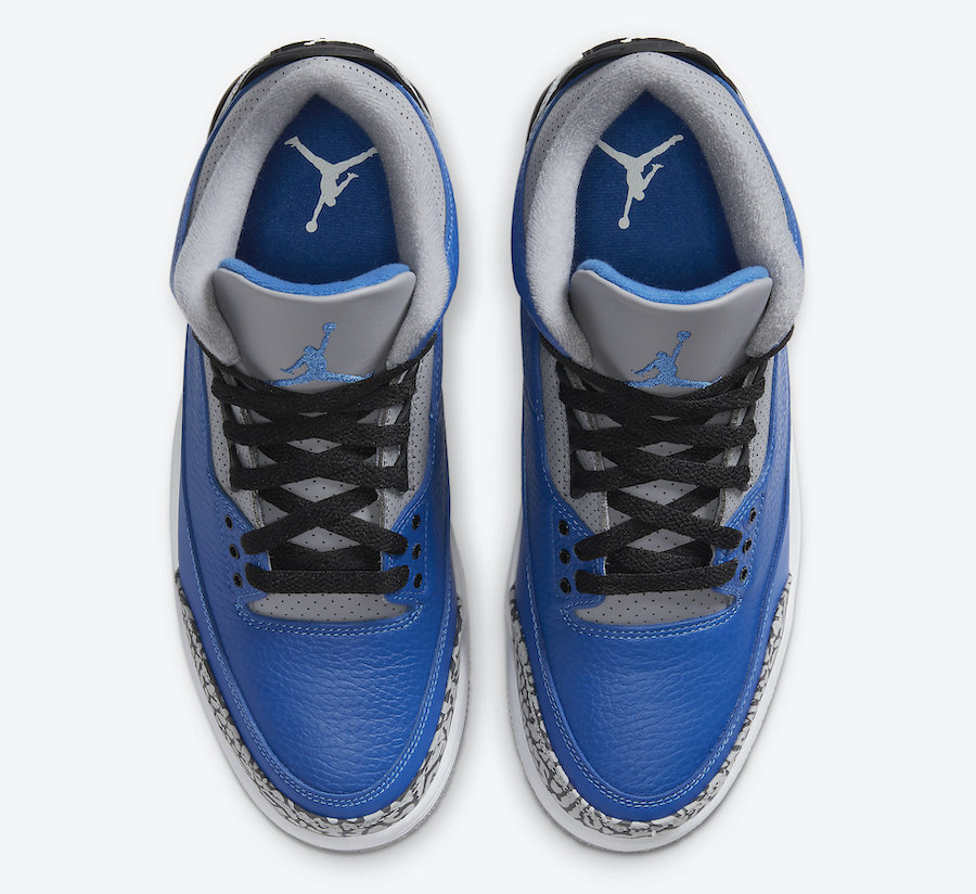 Air Jordan 3 'Varsity Royal'