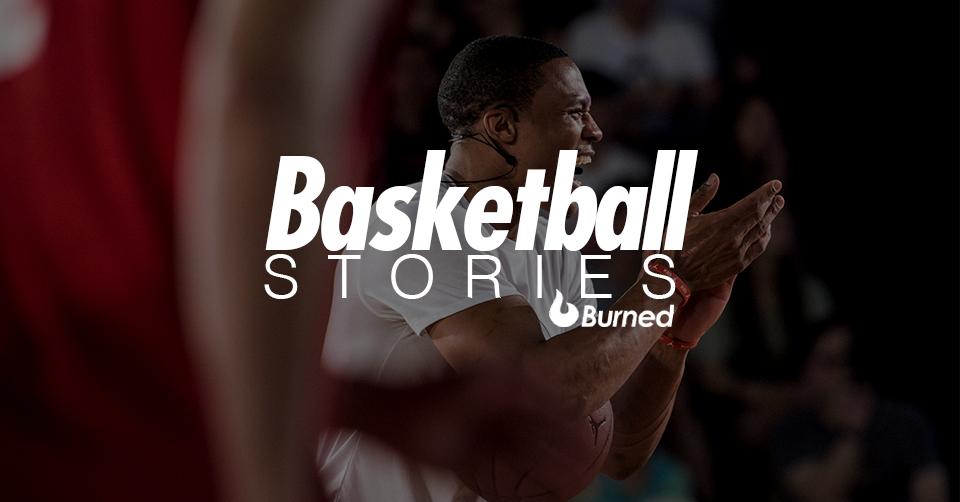 Burned Jordan Brand 2020