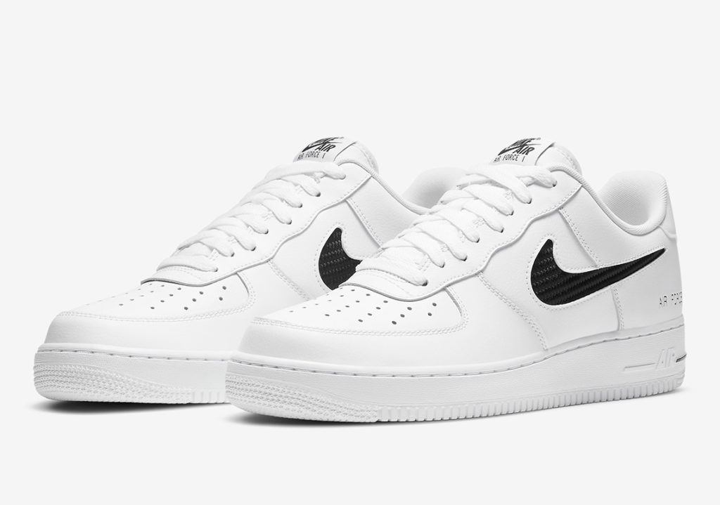 Air Force 1 'Cut Out Swoosh'