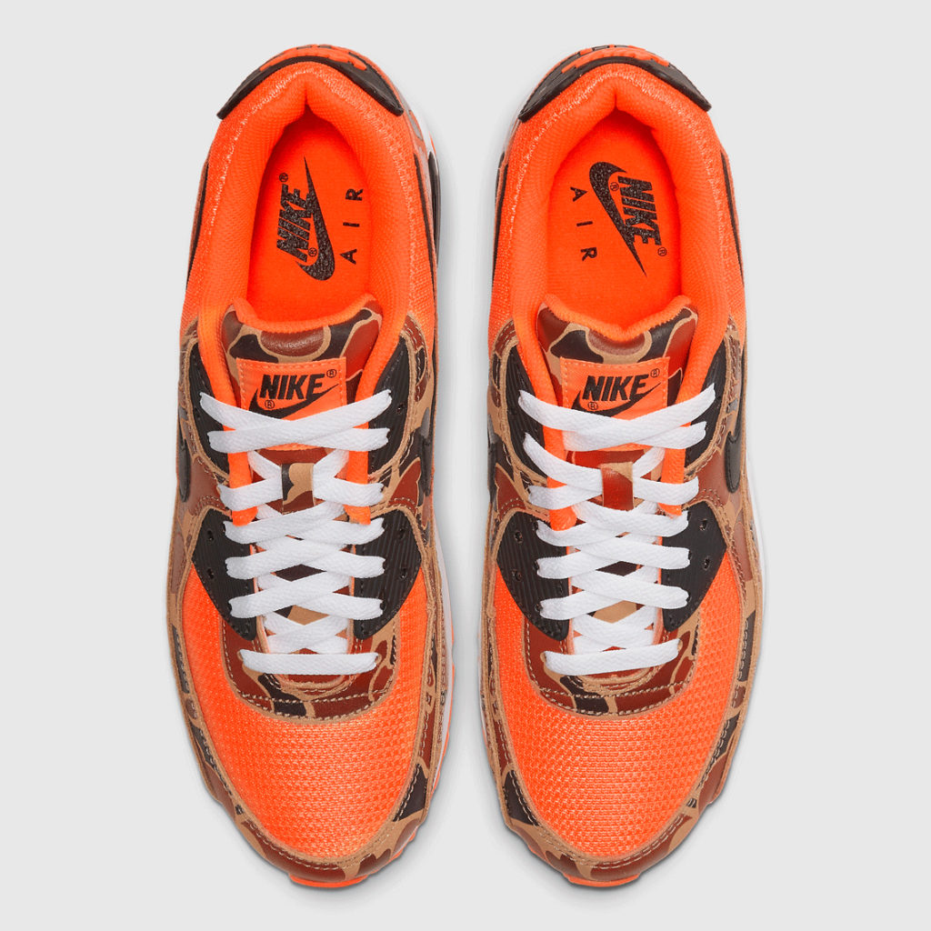 Nike Air Max 90 'Total Orange'