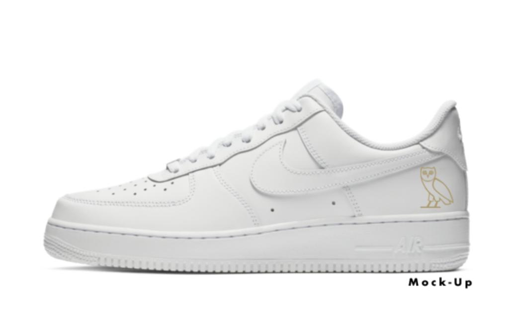 OVO x Nike Air Force 1