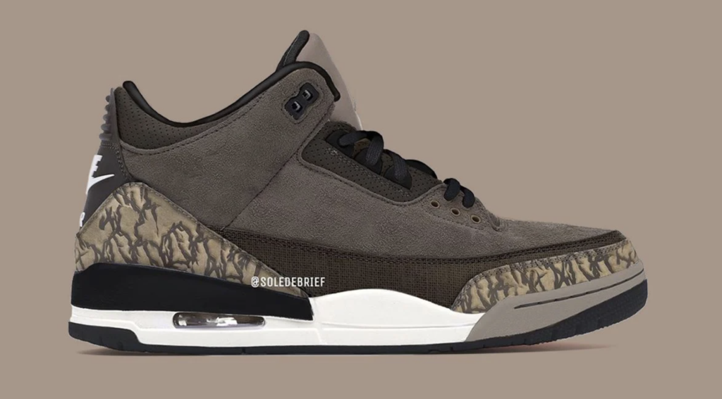 Travis Scott x Air Jordan 3