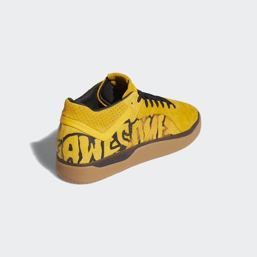 Fucking Awesome x tyshawn Jones x adidas