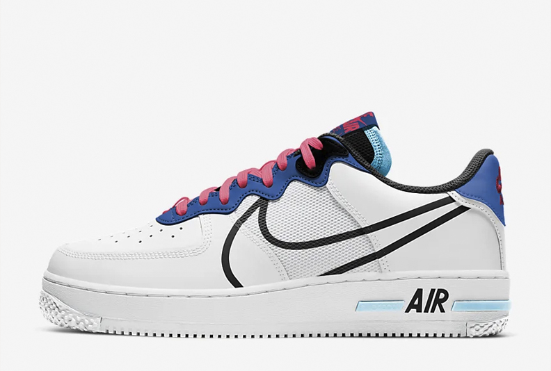 Air Force 1 React