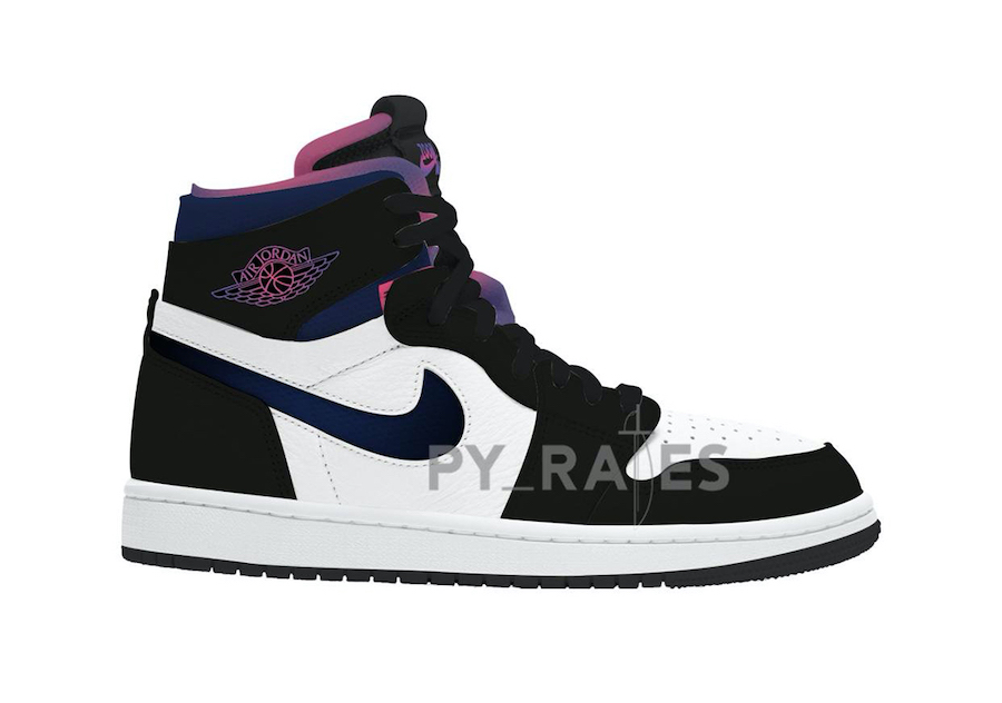 Air Jordan 1 Zoom Comfort 'PSG'