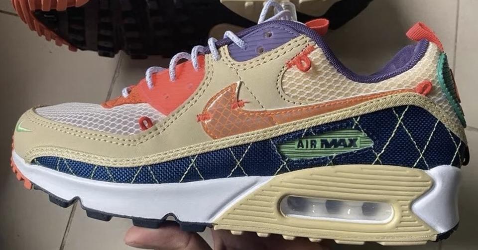 Een zeer gewaagde nieuwe colorway is verschenen op de Nike ...