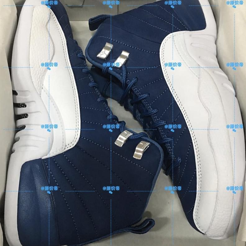 Air Jordan 12 Stone