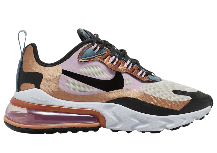 Nike Air Max 270 React 'Bronze'