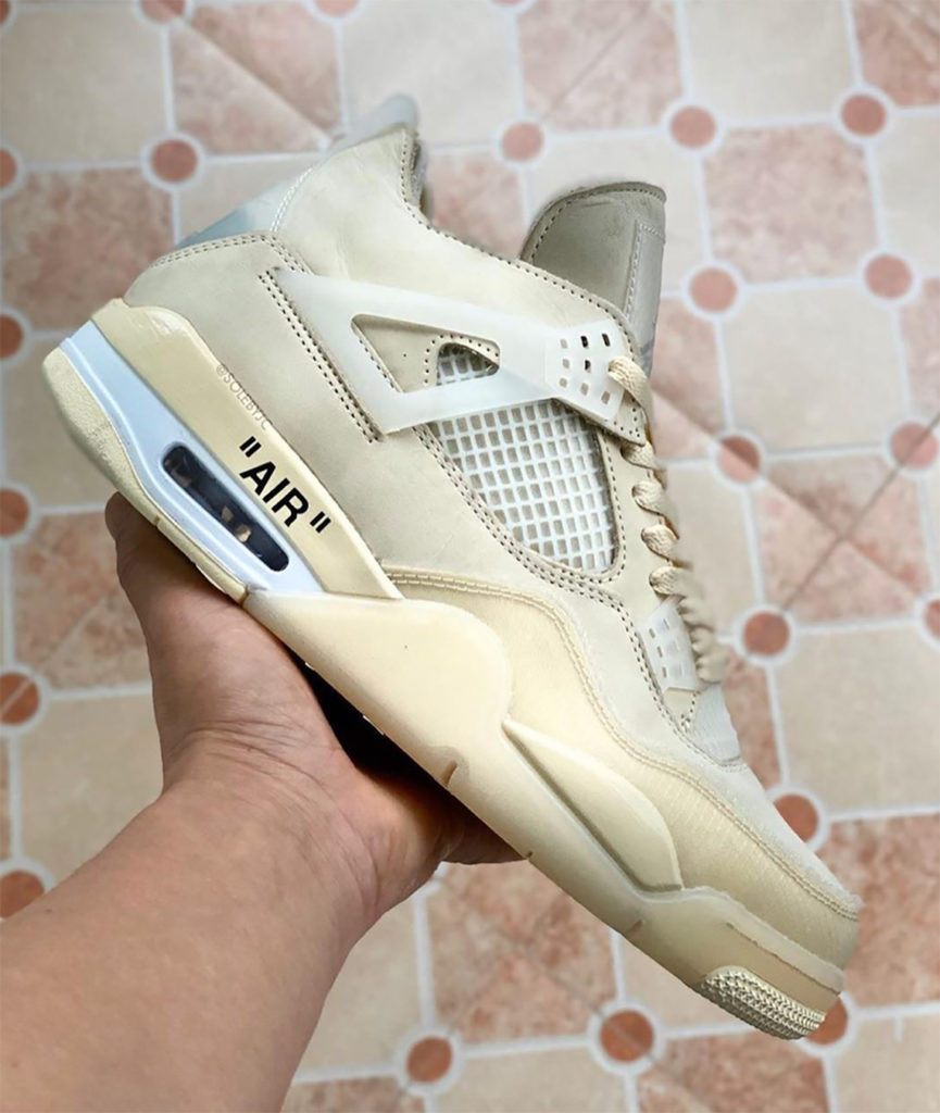4 x Off-White 'Sail'