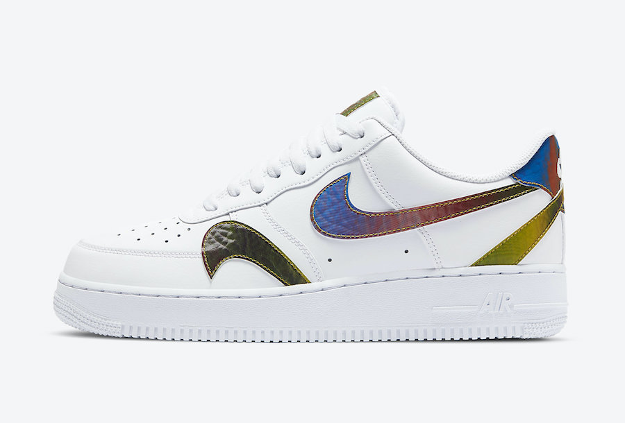 Air Force 1 'Swooshes'